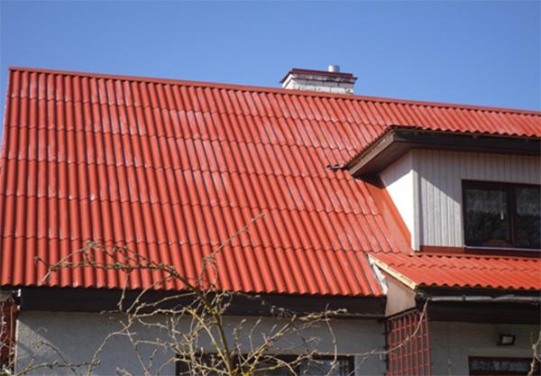 Katuse ehitus ja katusekatte vahetus